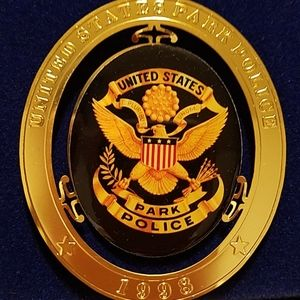 Other - 1998 United States Park Police ornament
